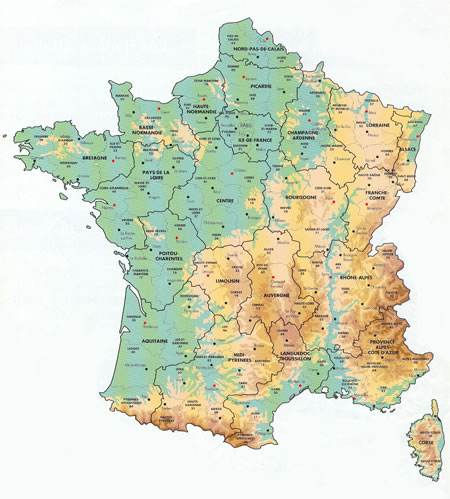 French geography...